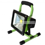 Rechargeable portable LED flood light