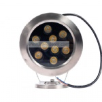 9W LED pool light