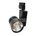 LED track light 20W 30W White Black