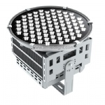 Ultra Distance 500W LED Projection Lamp for High building Skyscrapers