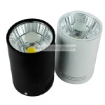 Surface mounting led downlight